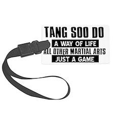 Tang Soo Do Designs Luggage Tag