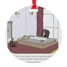 wizard success Ornament