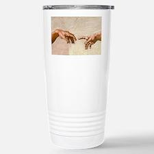 Michelangelo Creation o Stainless Steel Travel Mug