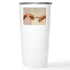 Michelangelo Creation o Travel Mug