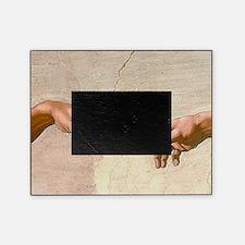 Michelangelo Creation of Adam Picture Frame