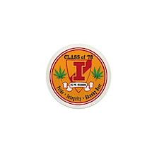 35 Yr. High Sckool Reunion Mini Button