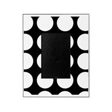 White dots Picture Frame
