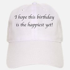 birthday wish Baseball Baseball Cap