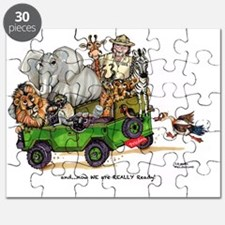 WE are READY too! Puzzle