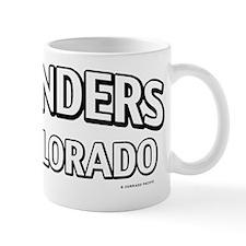 Fenders Colorado Mug