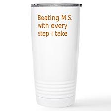 Beating M.S. with every Travel Coffee Mug