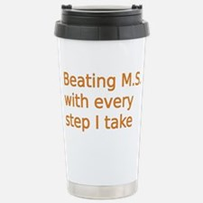 Beating M.S. with every Travel Mug