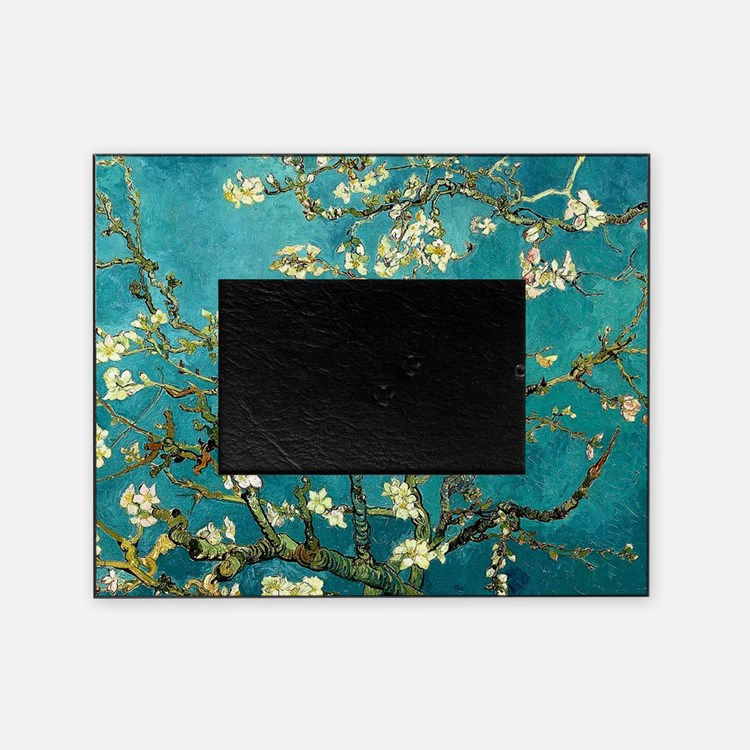 Van Gogh Almond Blossoms Tree Picture Frame