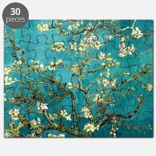 Van Gogh Almond Blossoms Tree Puzzle
