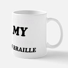 humour_0009_Iâ??M SEXY IN BRAILLEpng22p Mug