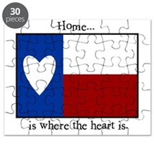 Home is where the heart is. Puzzle