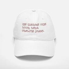 MS makes PMS look like child's play. Baseball Baseball Cap