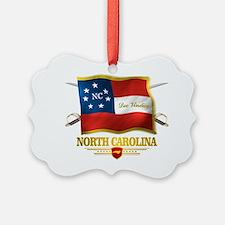 North Carolina -Deo Vindice Ornament