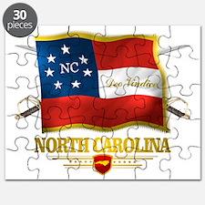North Carolina -Deo Vindice Puzzle