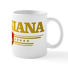 Louisiana -Deo Vindice Mug
