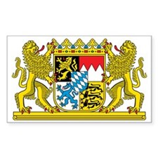 The coat of arms of the German Decal