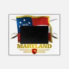 Maryland -Deo Vindice Picture Frame