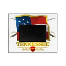 Tennessee -Deo Vindice Picture Frame