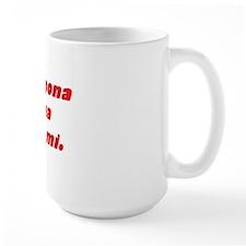 Toki Pona slogan 3 Mug