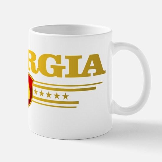 Georgia -Deo Vindice Mug