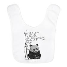 Little Panda Bib