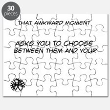 Choose Between Them And Your Minx Puzzle
