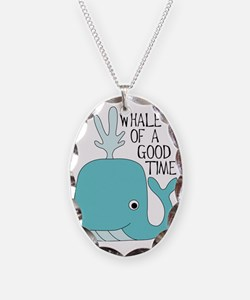 Whale Of A Good Time Necklace
