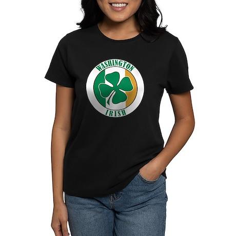Washington Irish Women's Dark T-Shirt