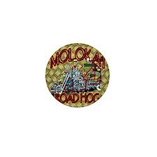 Molokai coaster Mini Button