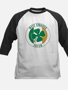 West Virginia Irish Tee