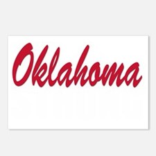 Oklahoma Strong Postcards (Package of 8)