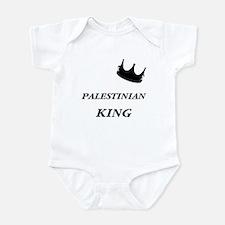 Palestinian King Infant Bodysuit
