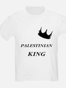 Palestinian King T-Shirt