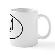 13.1 half-marathon Mug