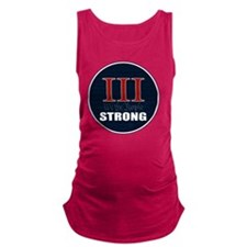 Three Percent Strong Maternity Tank Top