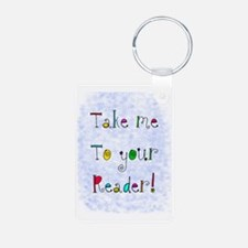 take me to your reader jew Keychains