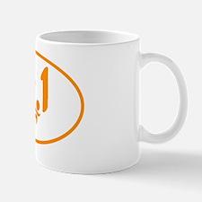 Orange 13.1 half-marathon Mug