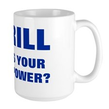 I Grill Superpower Mug