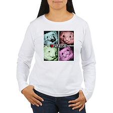 Colorfull ferrets T-Shirt