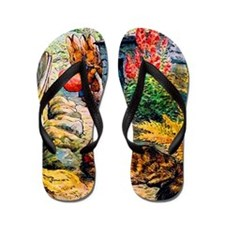 Visitors Flip Flops
