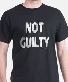 NOT GUILTY T-SHIRTS AND GIFTS T-Shirt
