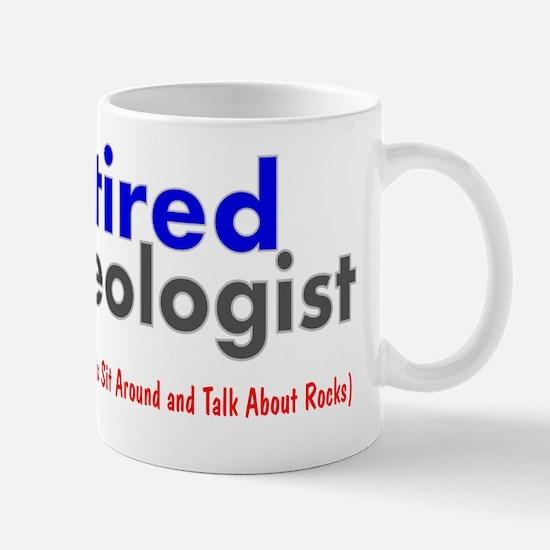 retired geologist 4 Mug