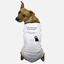 LoverFerrets Bday Card Dog T-Shirt