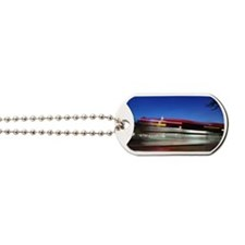 Capitol Building Bus Dog Tags