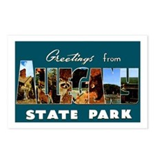Allegany Park Pennsylvania Postcards (Package of 8