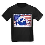 Punish the Deed, Not the Bree Kids Dark T-Shirt