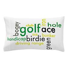 Golf Pillow Case