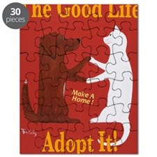 The Good Life - Adopt it! Puzzle
