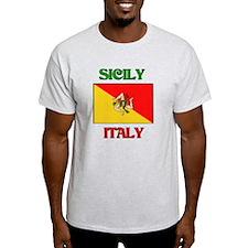 Sicily Italy T-Shirt